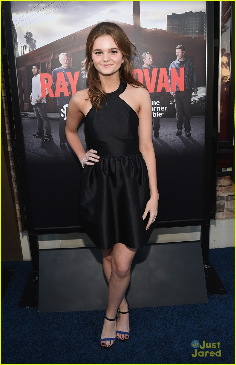 Kerris Dorsey & Devon Bagby Buddy Up for 'Ray Donovan ...