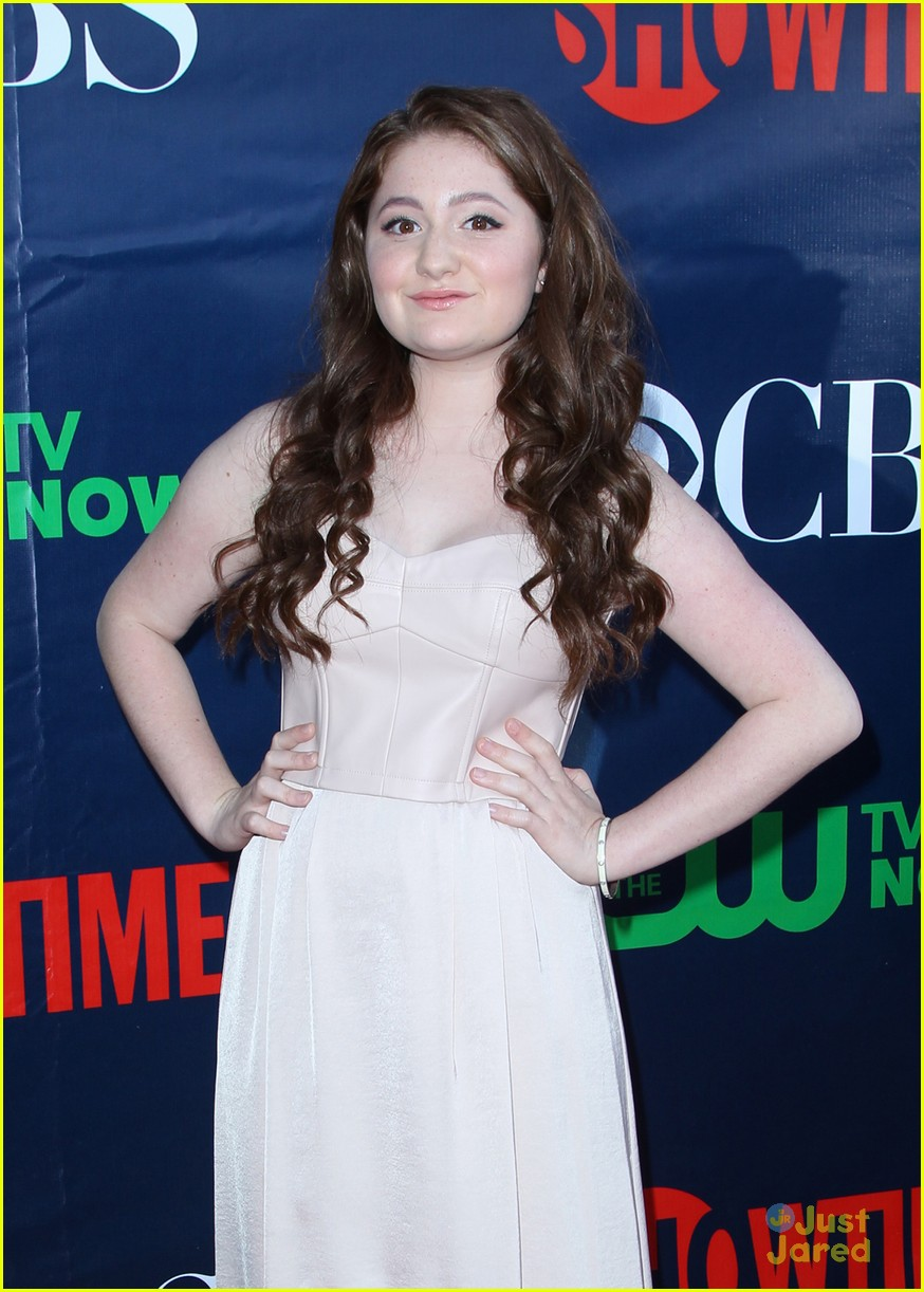 Cameron Monaghan & Emma Kenney Are 'Shameless' at Showtime ...Emma Kenney 2014