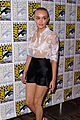 Olivia-shaved olivia cooke shaves head bates motel sdcc 11