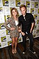 Rose-ccpress rose mciver david anders izombie press line sdcc 11