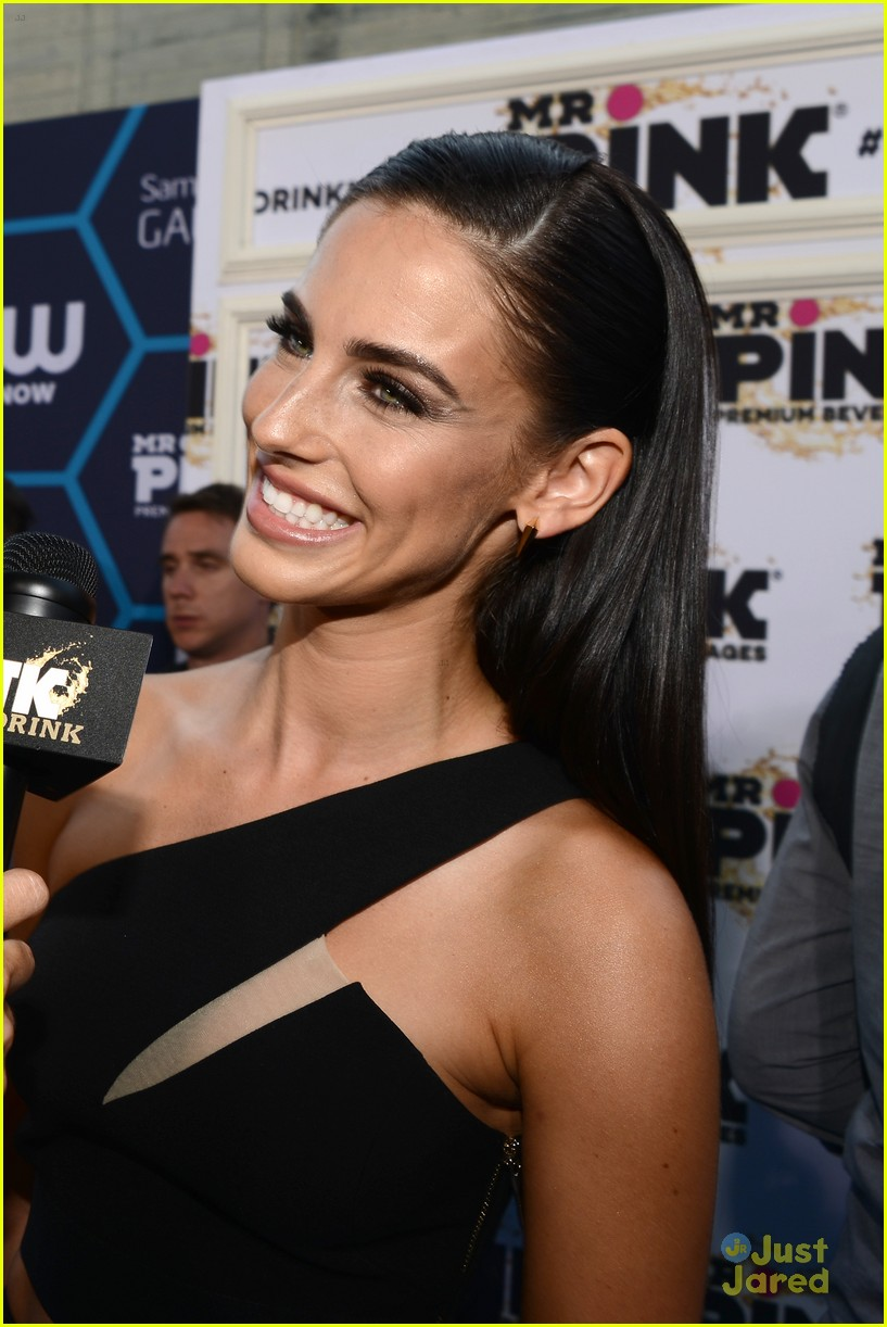 What from Jessica lowndes young congratulate, this