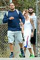 Bieber-box justin bieber boxing skills hike with friends 10