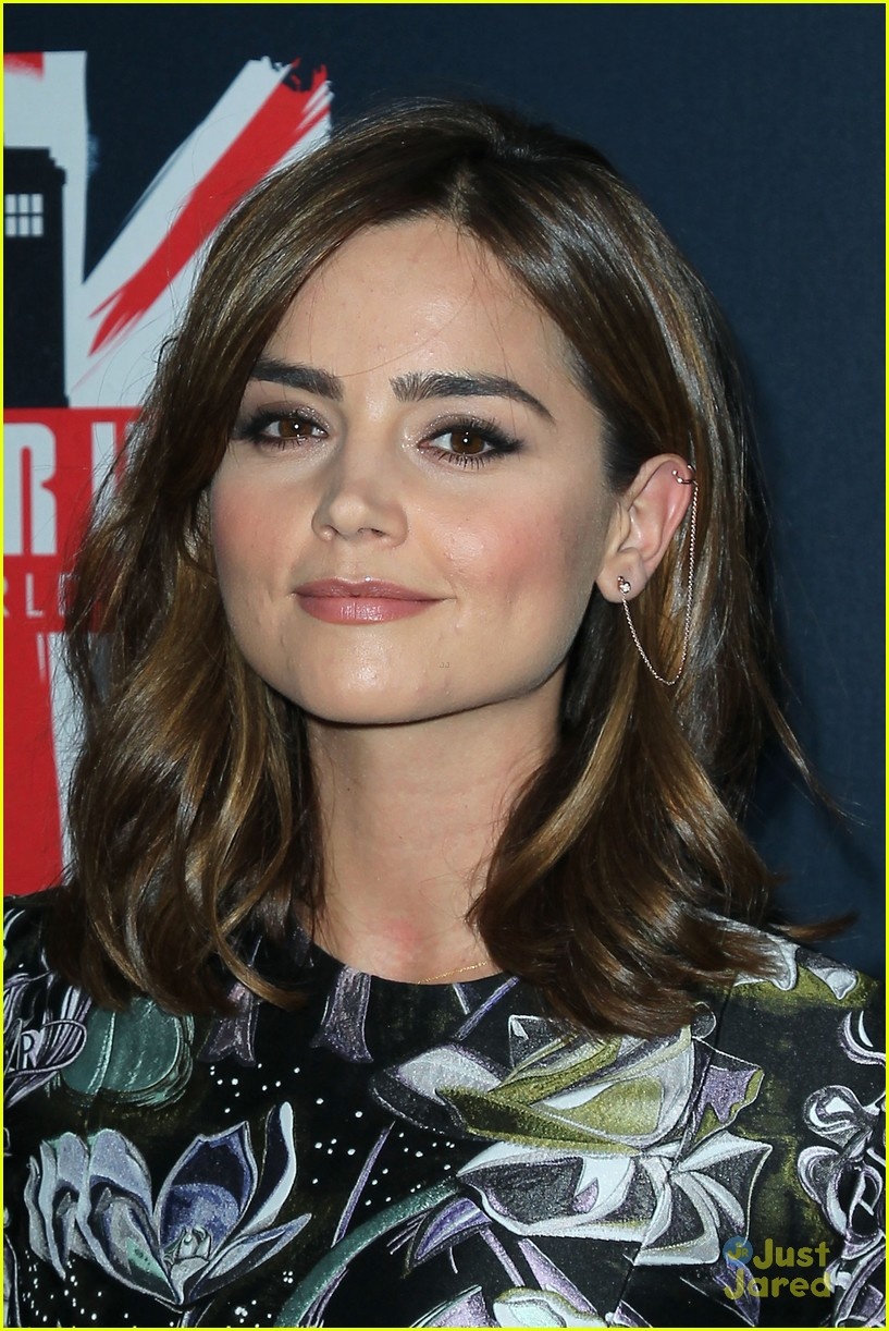 Jenna Coleman With You...
