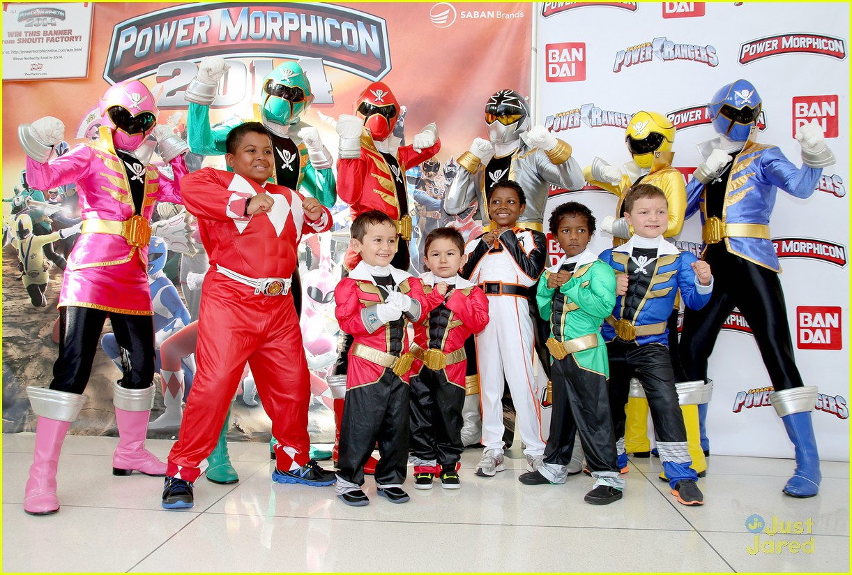 Power Rangers Dino Charge Cast Announced At Power