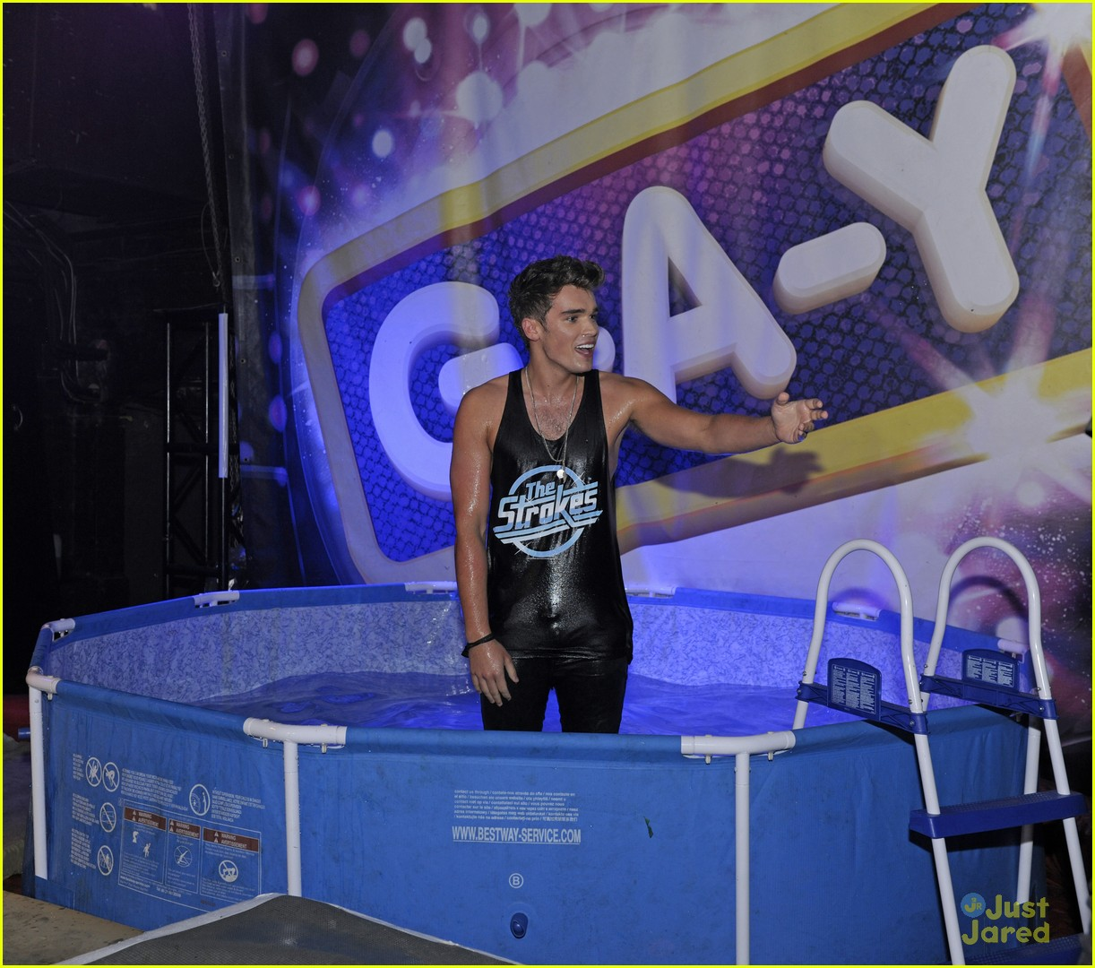 Union J Splashes Around At G A Y In London Photo 707827 Photo Gallery Just Jared Jr