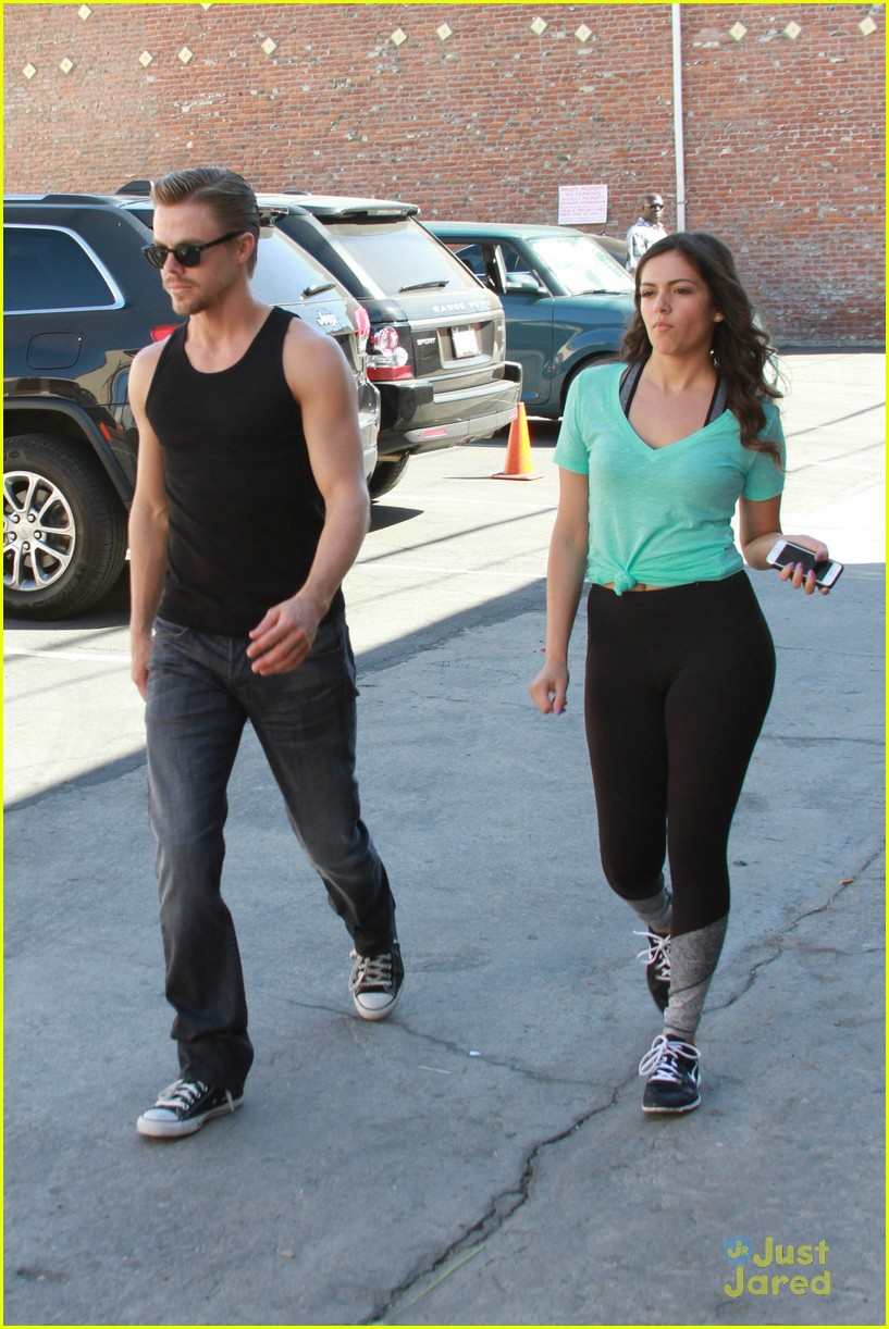 are bethany and derek dating