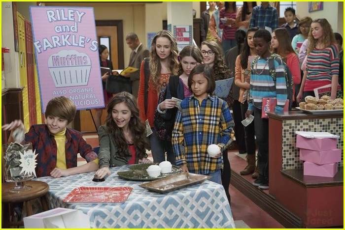 "in girl meets world what is crazy hats name She also appeared in girl meets world which created a crazy reaction, and shawn "" the minkus name was much more prevalent in girl meets world, where."