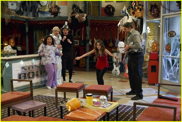 austin ally scare fest excl clip 10