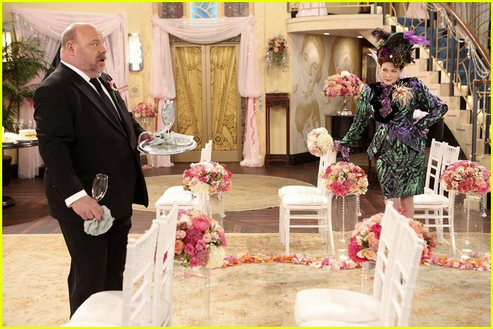 debby ryan kevin chamberlin jessie wedding stills 09
