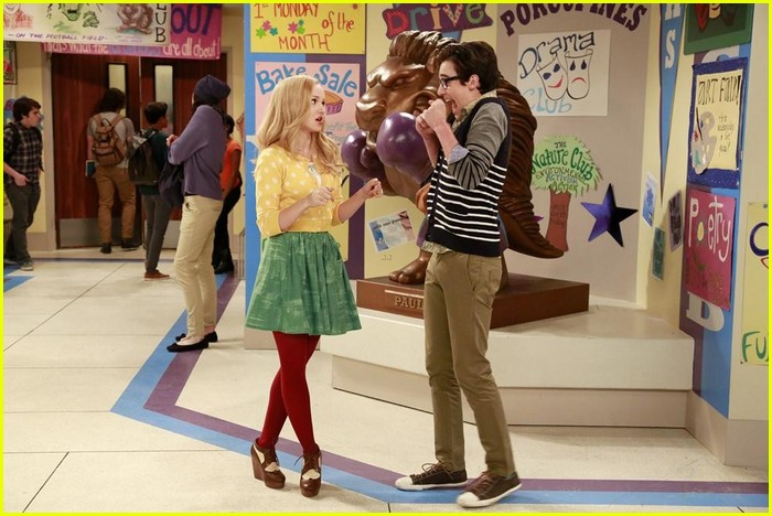 """Liv and Maddie. In """"Kathy Kan-A-Rooney"""", Liv (Dove Cameron)… Read"""
