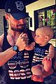 Stephen-wifebday stephen amell celebrates wife cassandras birthday daughter mavi 05