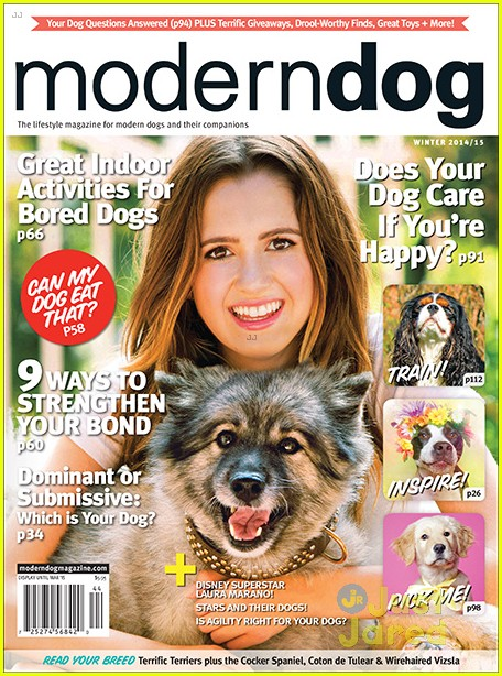 laura marano dog violet magazine 05