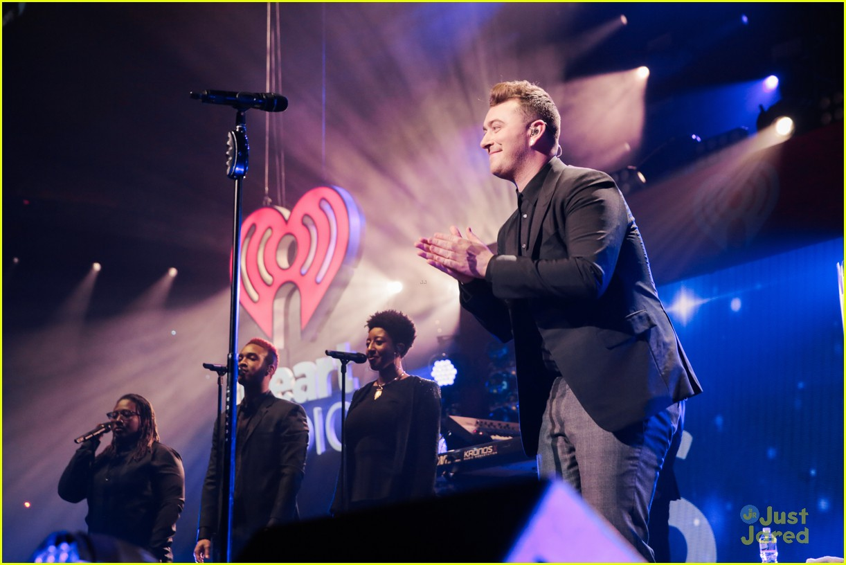 Sam Smith Sings Us 'Have Yourself A Merry Little Christmas ...