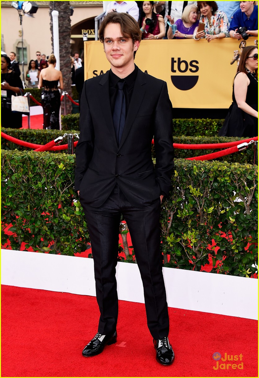 ellar coltrane lorelai linklater sag awards 2015 03