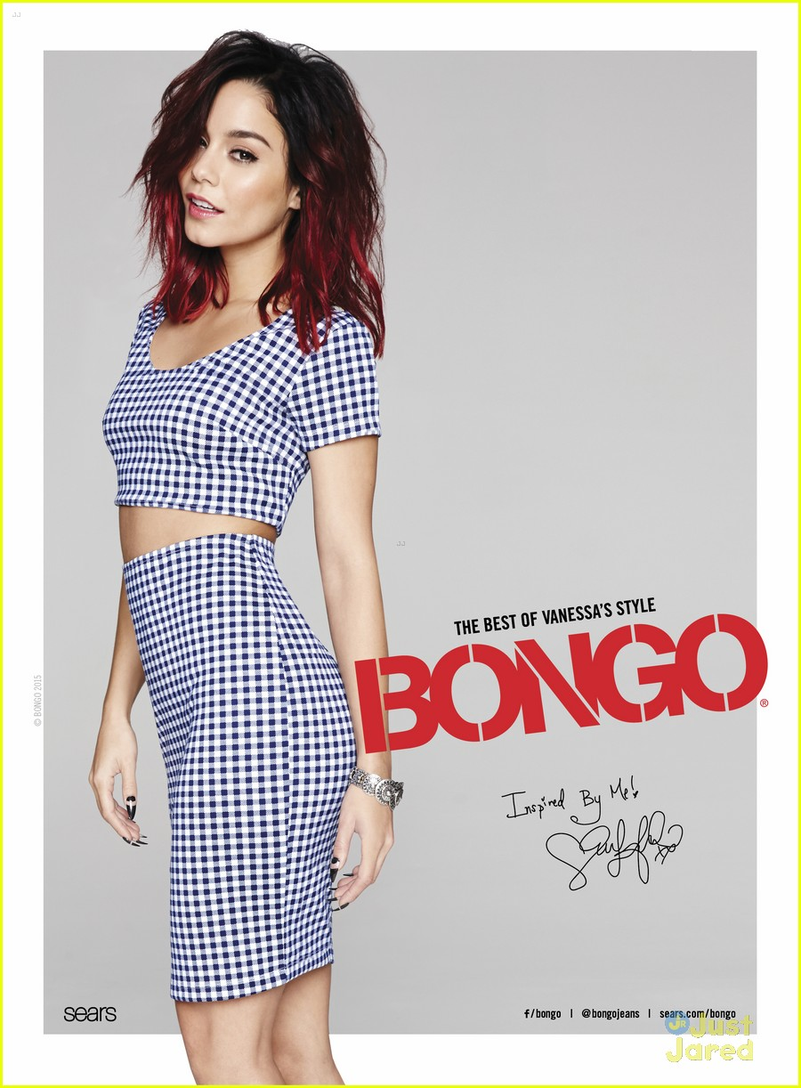 Vanessa Hudgens Raids Her Own Closet For Bongo 39 S Spring 2015 Campaign Photo 768318 Photo
