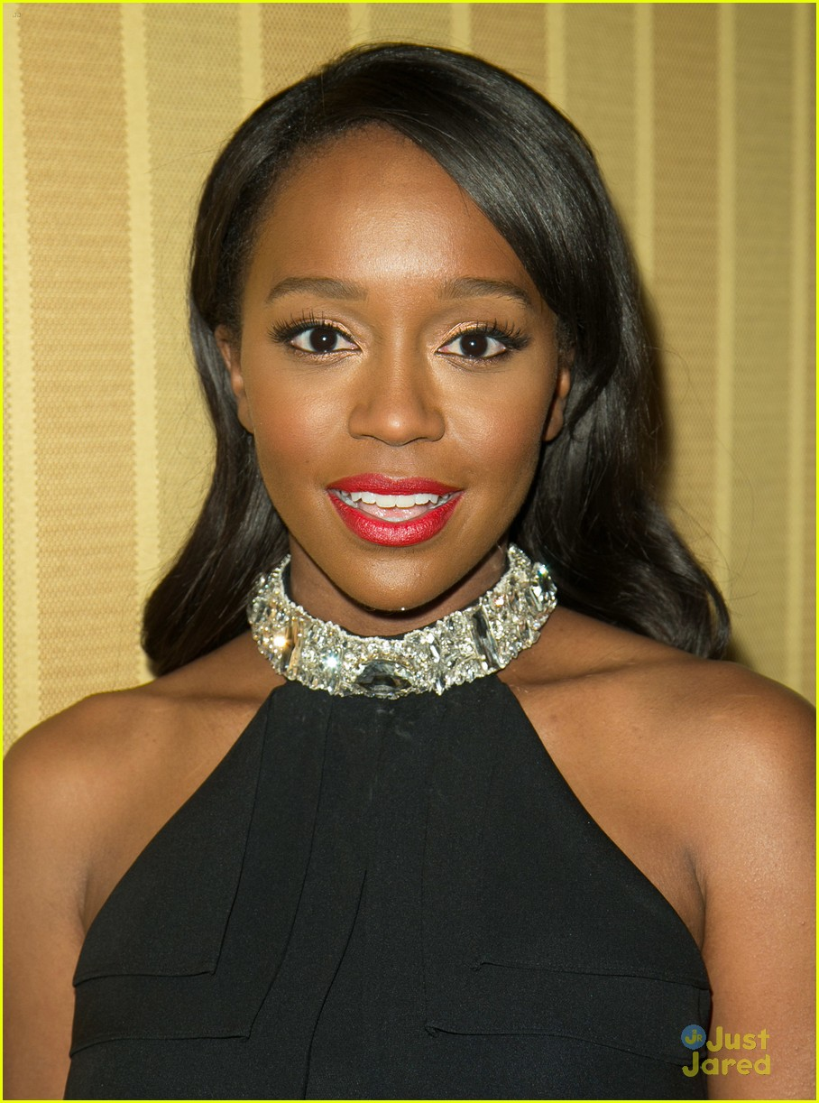 Aja <b>Naomi King</b> Says You Are Not Ready For &#39;How To Get Away With Murder&#39;s <b>...</b> - aja-naomi-king-chanel-iman-raven-goodwin-essence-luncheon-pics-06
