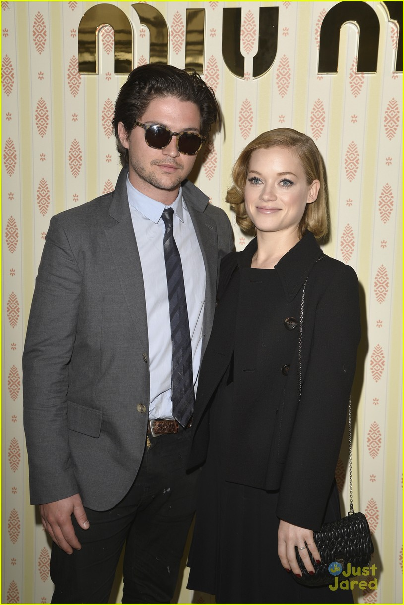 Jane Levy and thomas mcdonell