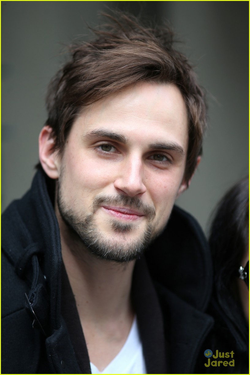 Andrew J. West Andrew J West sports some