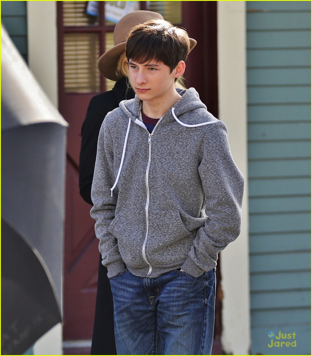 Jared Gilmore Remembers His Grandfather On Twitter | Photo ...
