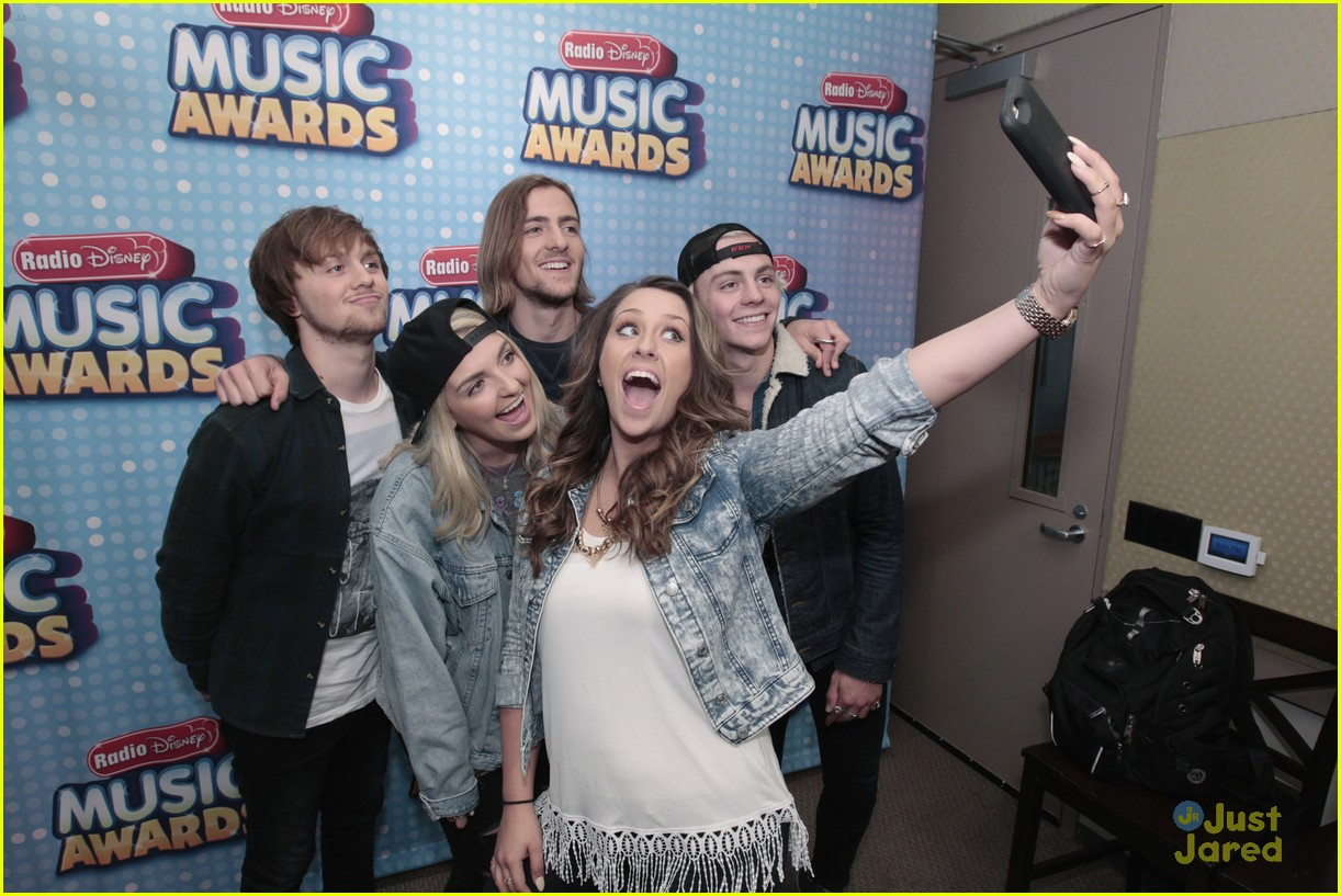 r5 takeover radio disney today 05
