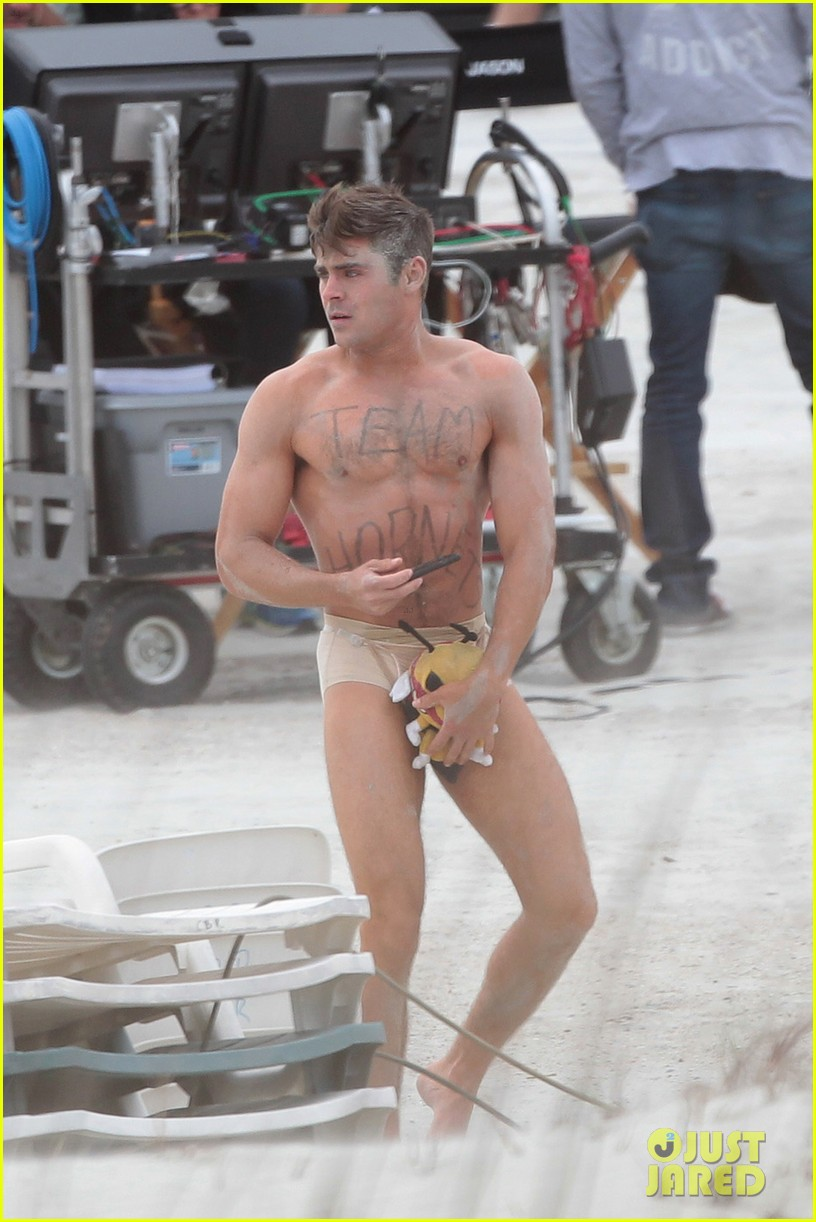 Shirtless zac efron nude was specially