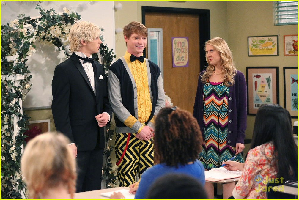austin ally wedding bells wacky birds 19