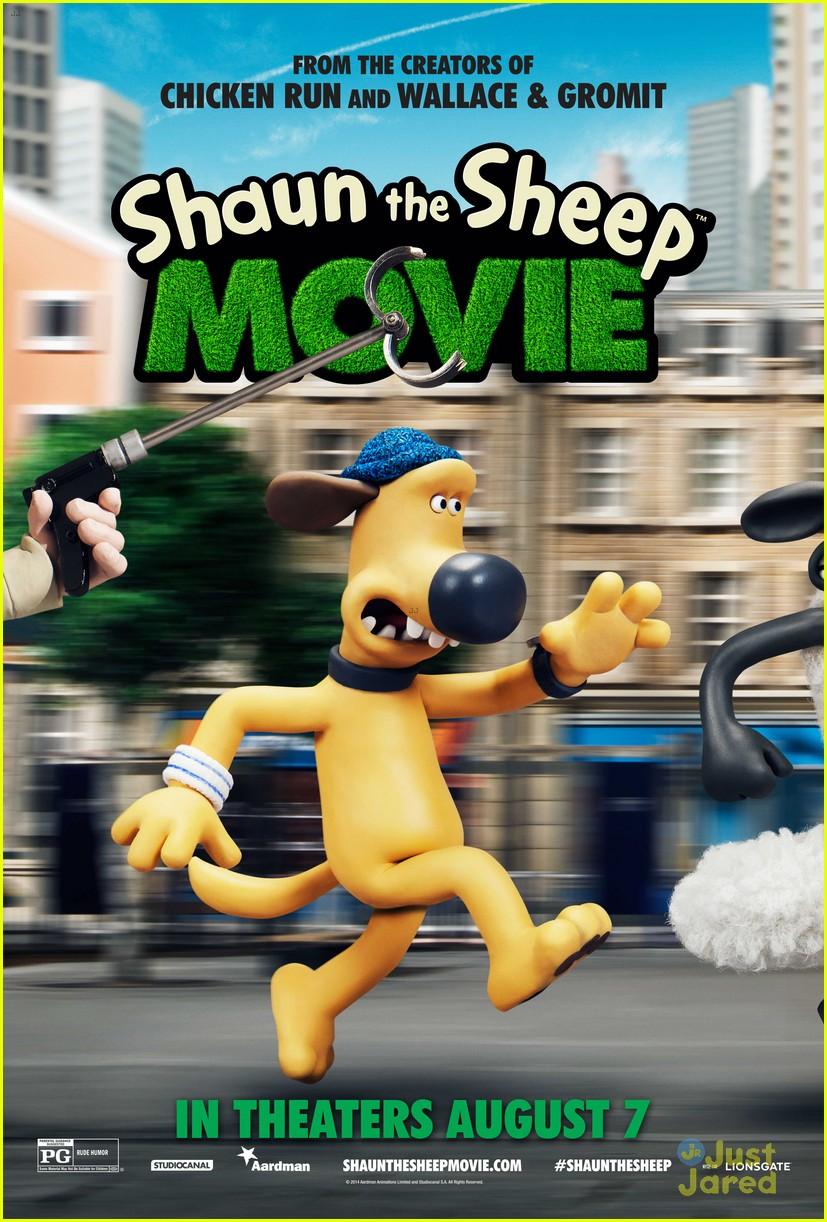 shaun sleep movie posters 01