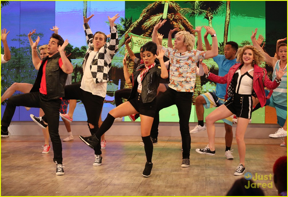 teen beach 2 cast the view appearance 04