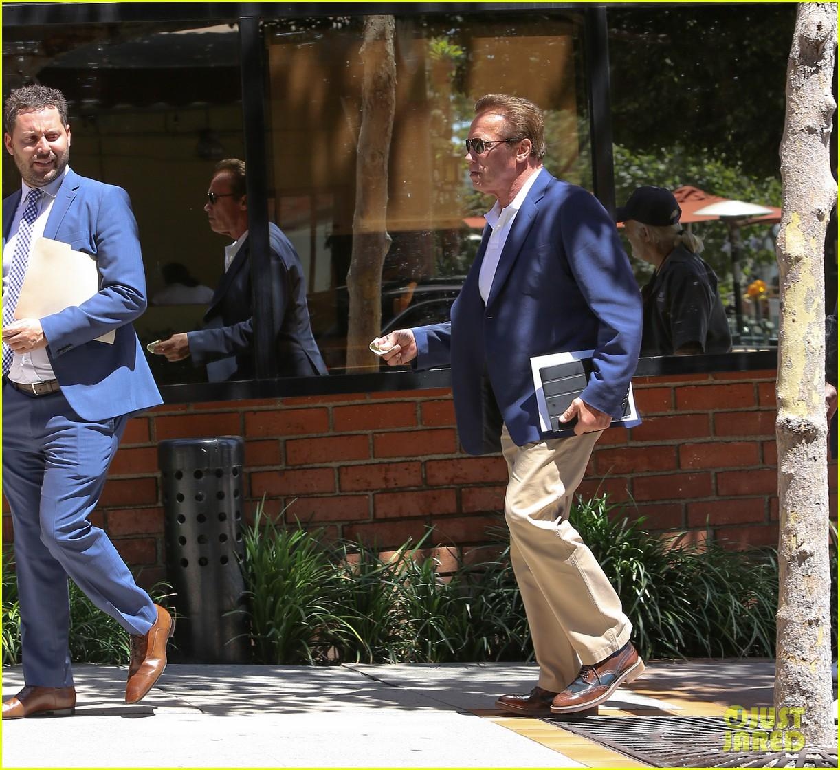 Patrick Schwarzenegger Patrick Schwarzenegger Now Has