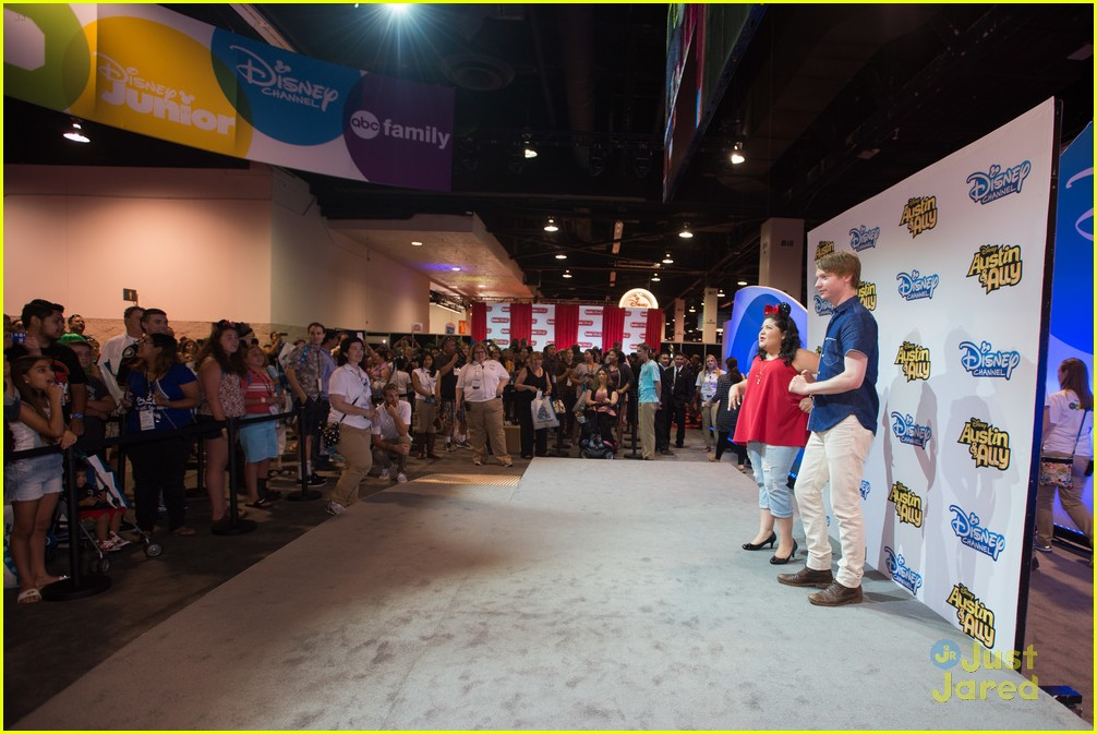 disney casts aa kc iddi d23 expo 14