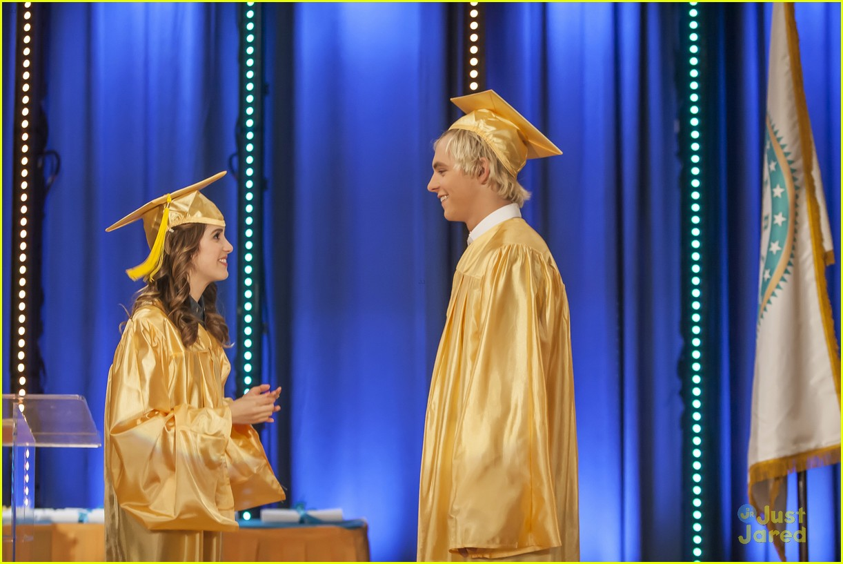 austin ally cap gowns exclusive pics 02