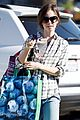 Collins-pie lily collins grabs groceries and her cleaners 01