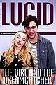 Girl-lucid girl and dreamcatcher lucid magazine cover 01