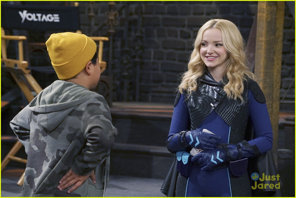 The best: the girl who was dating holden from liv and maddie
