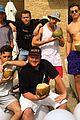 Schwarz-snow patrick schwarzenegger celebrates new years in the sun snow 01