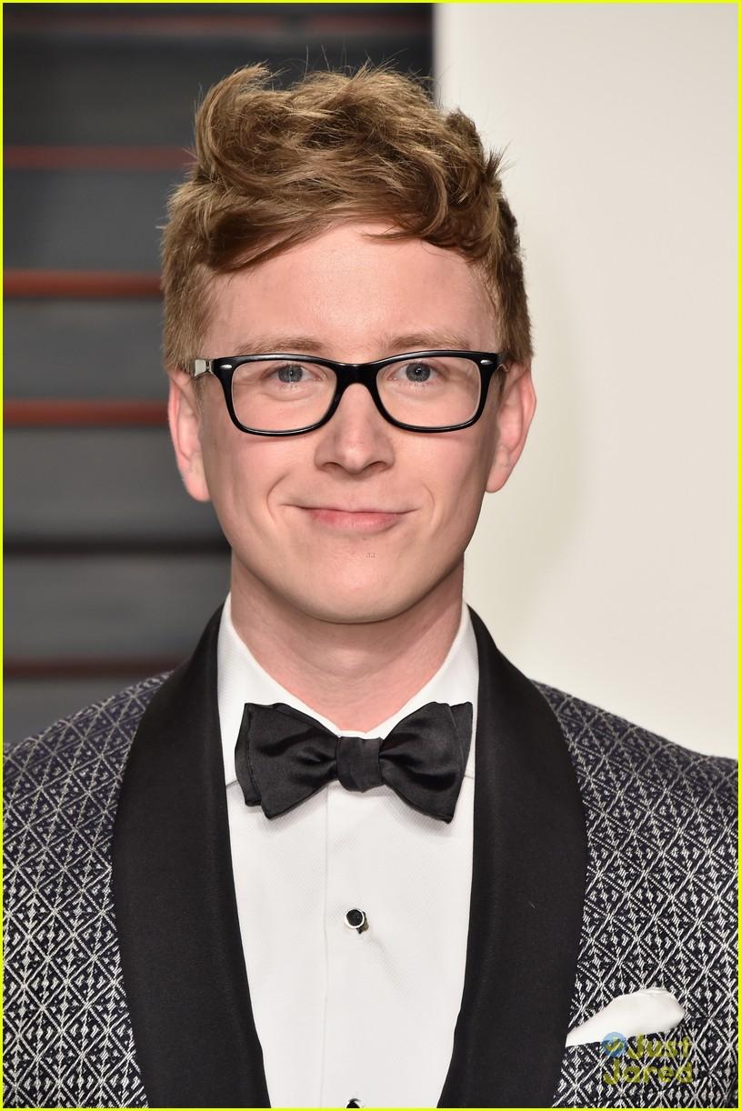 Tyler Oakley Hair Cut