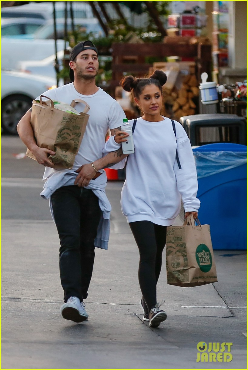 ariana grande dating who 2016 At least that's the case for ariana grande and pete davidson who are both 24, and recently got engaged after just weeks of dating  the two divorced in 2016, and .