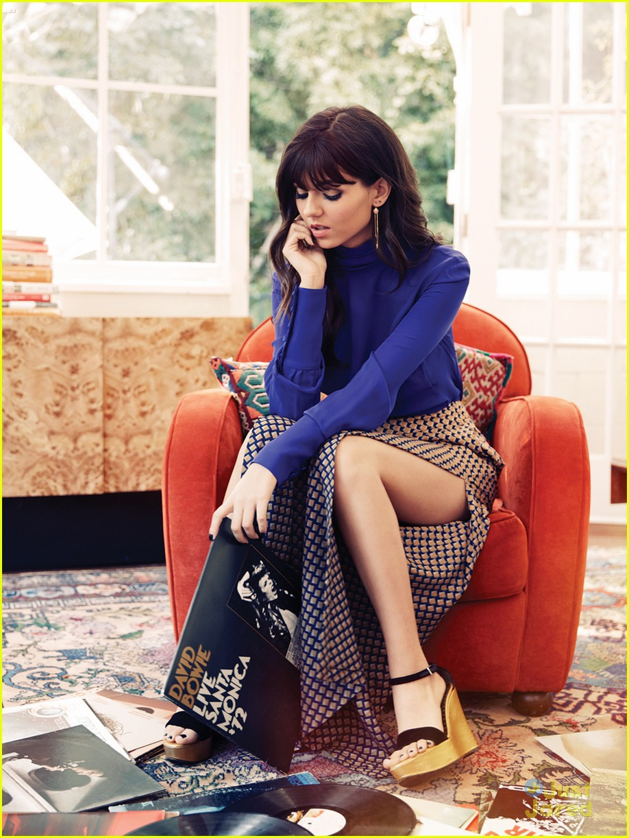 Victoria justice says she got her good work ethic from for Victoria magazine low country style