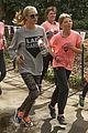 Cara-run cara delevingne lady garden 5k run 05
