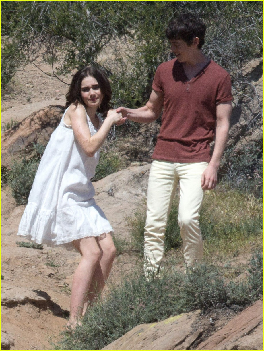 Lily Collins Opens Up About New Eating Disorder Movie ... Taylor Lautner Instagram