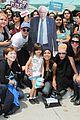 Josh-bernie josh hutcherson rosario dawson campaign for bernie sanders 03