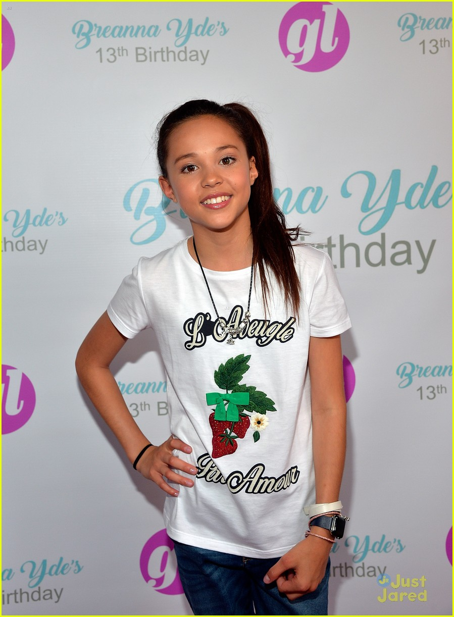 breanna yde рост