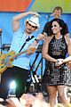 Lovato-without demi lovato without a fight brad paisley gma 03