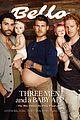 Winkle-bello travis van winkle pregnant three men and a baby app 03
