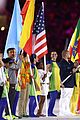 Biles-flagg simone biles carries flag at olympics closing ceremony 2016 08