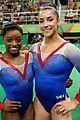 Biles-floor simone biles aly raisman gold silver gymnastics floor routine 03