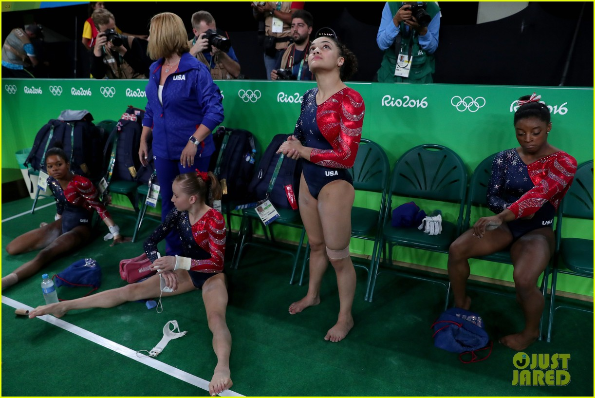 gabby douglas talks losing 2016  rio olympics 06