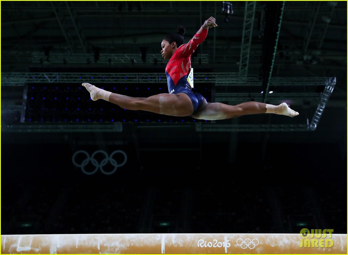 gabby douglas talks losing 2016  rio olympics 16