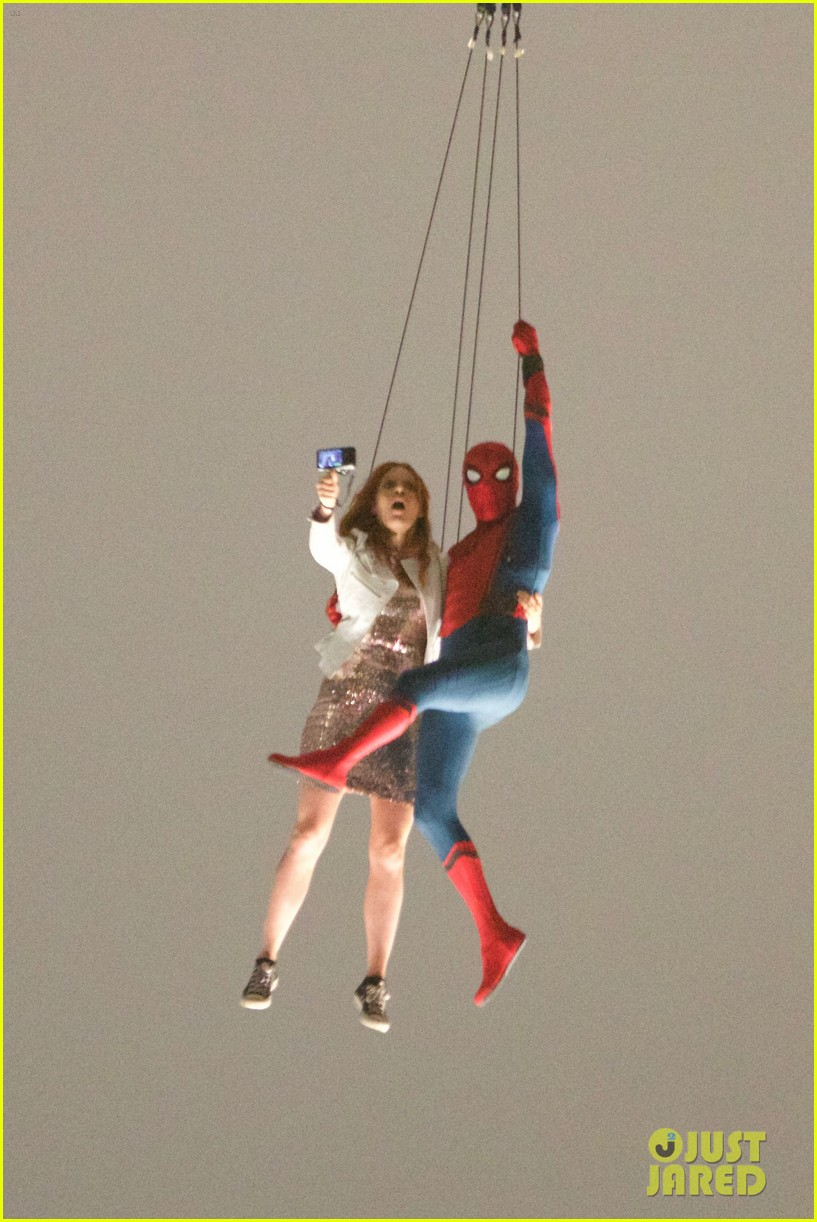 spider man stunt doubles helicopter scene 06