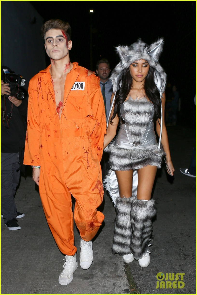 Luke Hemmings & Arzaylea Coordinate 'Toy Story' Costumes for JJ's ...